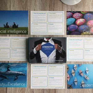 UK strengths cards