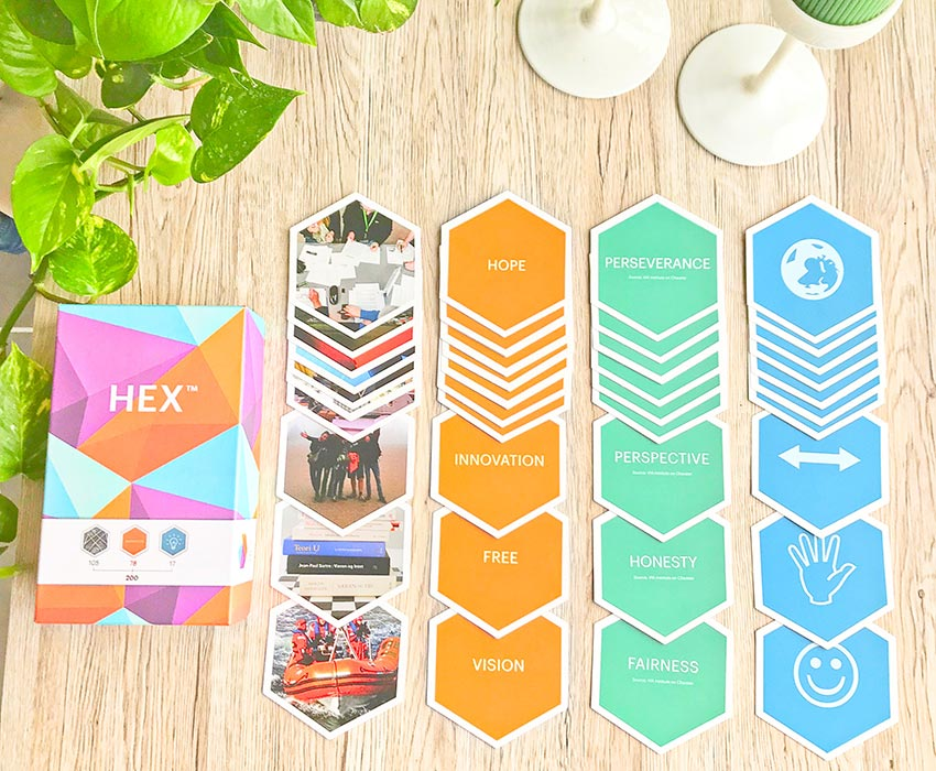 HEX cards