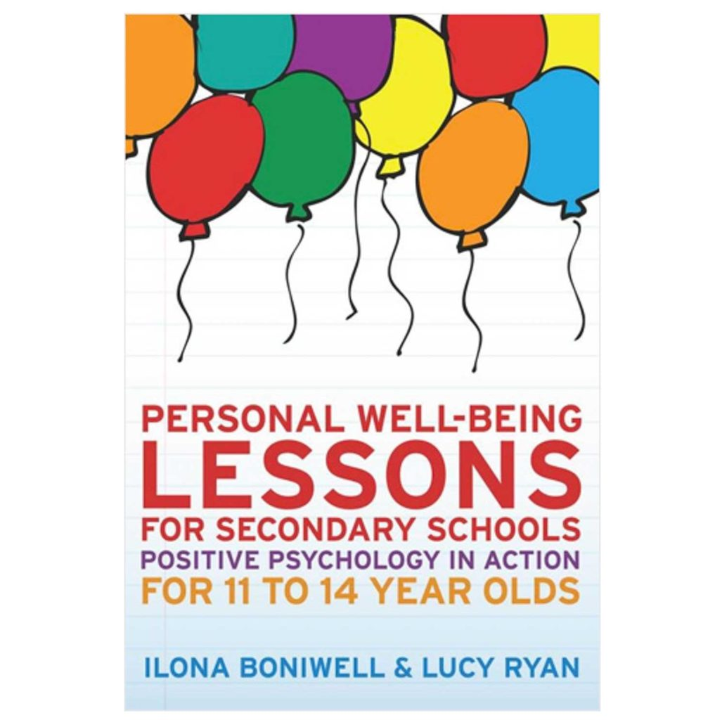 Book - Personal Well-Being lessons