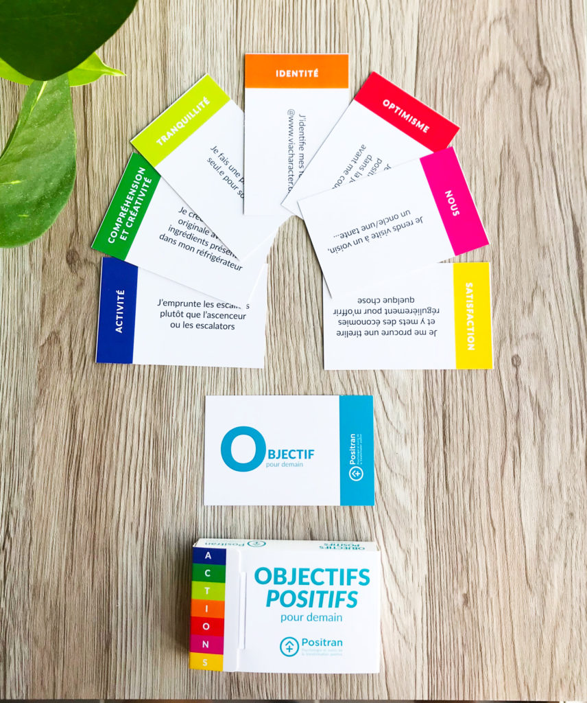 Positive Actions Cards