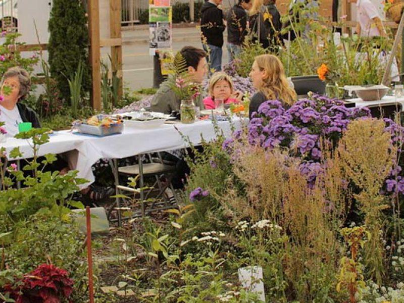 company garden